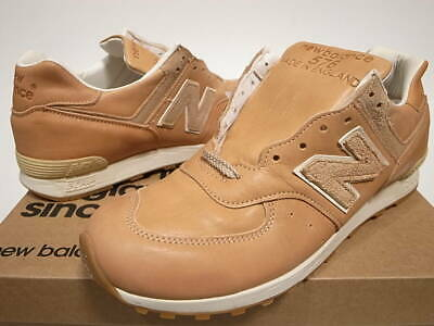 NEW BALANCE M576VT 576 HORWEEN VEGETABLE TANNED LEATHER MADE IN ENGLAND sz 10 | eBay