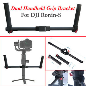 Dual-Handheld-Handle-Grip-Handlebar-for-DJI-Ronin-S-RoninS-Gimbal-Stabilizer