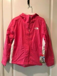 839987c26 Details about New North Face Womens Stinson Jacket NWT Windbreaker Rain  Totally Pink MSRP $90.