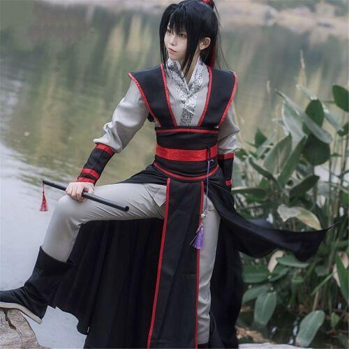 Wei Wuxian Cosplay Mo Xuanyu Costume Grandmaster of Demonic Cultivation Cosplay