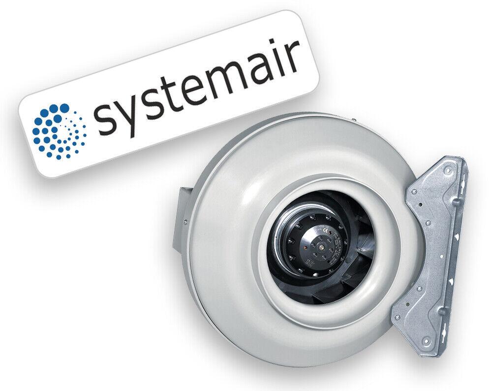 5  (125mm) RVK A1 Fan en línea - 220m3 h