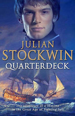 1 of 1 - Quarterdeck by Julian Stockwin (Paperback, 2005)
