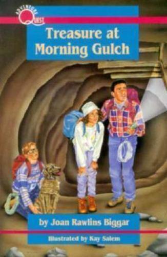 Adventure Quest Ser.: Treasure at Morning Gulch by Joan R. Biggar (1991, Paperba