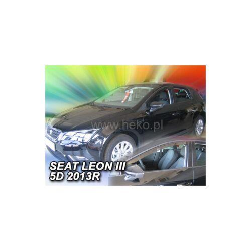 DEFLECTORES VIENTO SEAT LEON III 5P DESDE 2013
