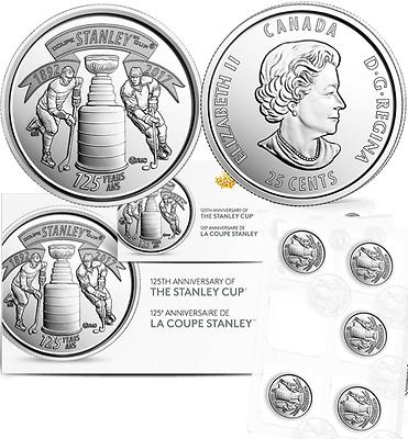 CANADA LOONIE  HOLDER 1992  125 th CONFEDERATION  25 CENT /& COMMEM #7