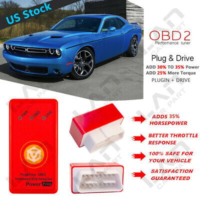 Performance Tuning Chip Power Tuner For 2017 Dodge Challenger