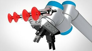 Details about Universal Robot End of Arm Tooling UR5 UR10 Gripper head end  effector automation