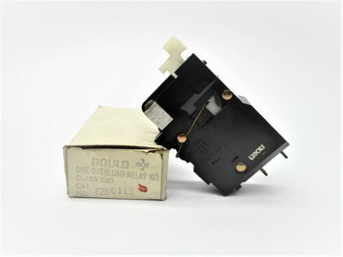 GOULD E20C1L1 600VAC NSMP