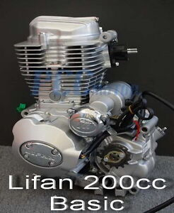 LIFAN-200CC-5-SPD-ENGINE-MOTOR-MOTORCYCLE-DIRT-BIKE-ATV-M-EN25-BASIC