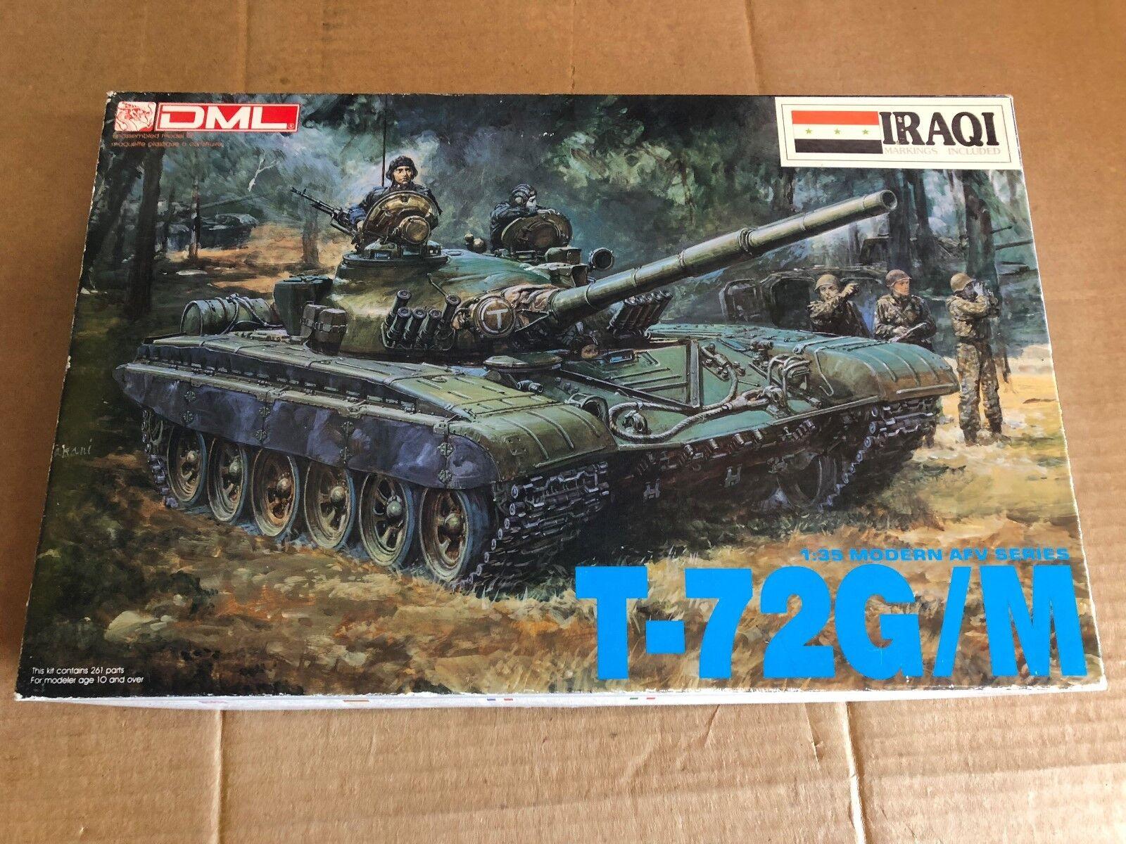 DRAGON T-72G M IRAQI TANK 1 35 MODEL KIT 3502-2200
