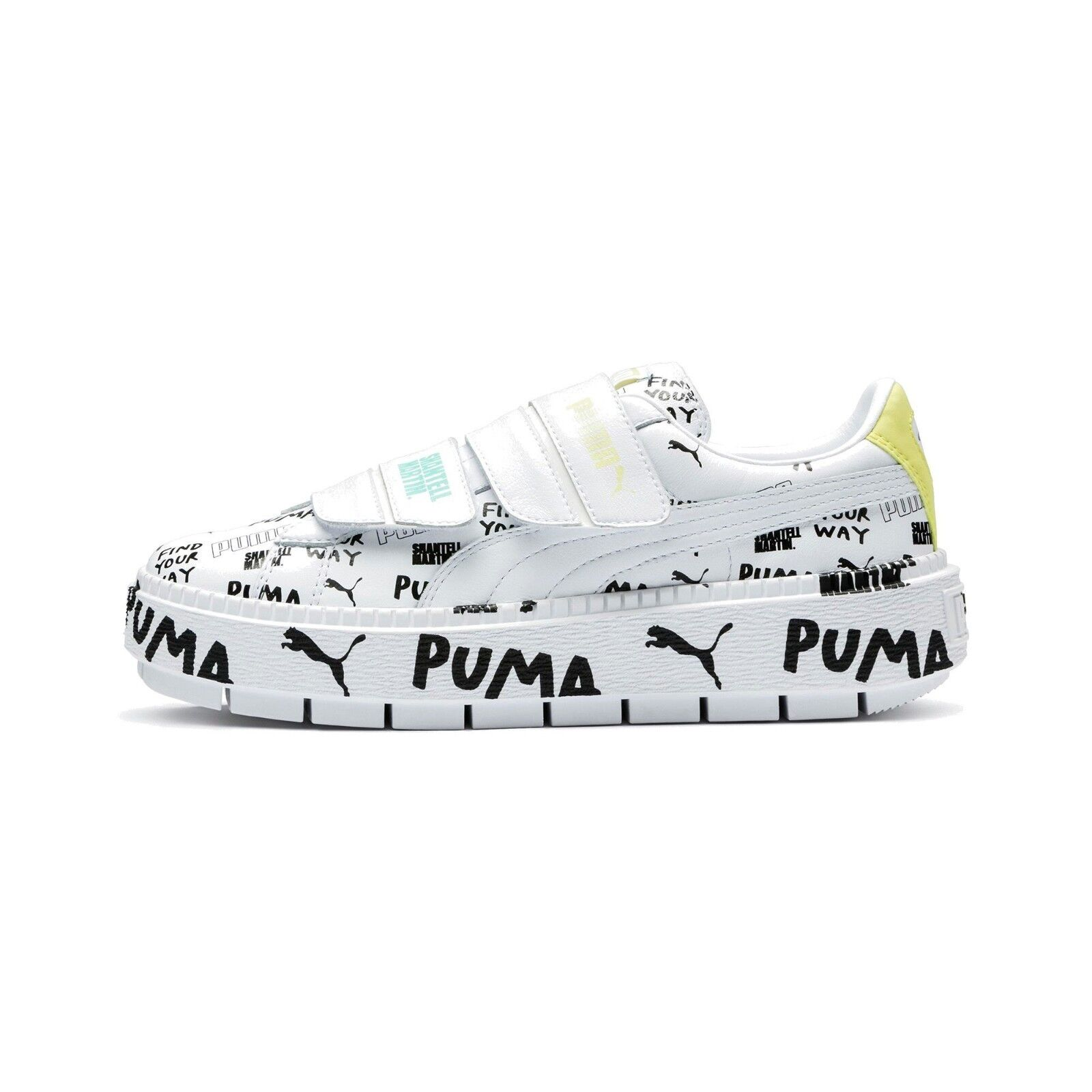 PUMA PLATFORM TRACE TRACE TRACE STRAP SHANTELL MARTIN SCARPE SHOES CHAUSSURES ZAPATOS SCHUHE | Durable Service  70d419