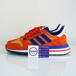 73b34e5c5a Dragon Ball Z x Adidas ZX 500 RM Son Goku - Size 4.5 5 8 - SHIPS NOW ...