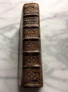 1686 NOUVEAU TESTAMENT JESUS CHRIST BIBLE LIVRE RELIGION THEOLOGIE EVANGILE BOOK