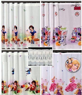 Qualità Al 100% Nuovo Disney Kids Net Tende Per Ragazze Frozen Principessa Minnie Pony-dal Metri- Costo Moderato