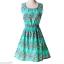 Women-Boho-Floral-Chiffon-Midi-Dress-Sleeveless-Evening-Party-Beach-Sundress thumbnail 17