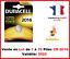 miniatuur 8 - Piles CR-2032  DURACELL / Autre modèle: CR-1220-1616-1620-2016-2025-2430-2450
