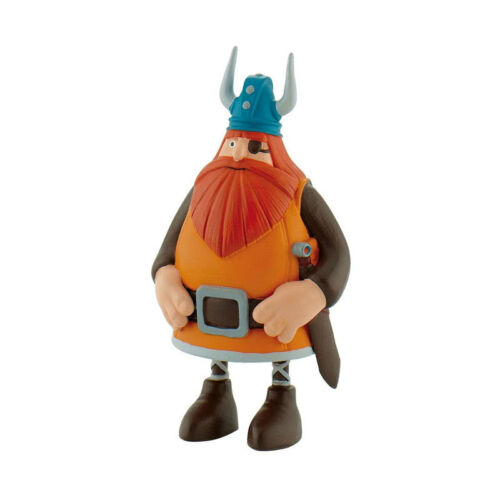 "Bullyland 43157 Wickie /"" Halvar /"" Figure out Plastic New #"