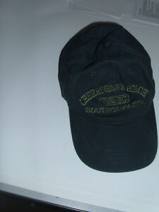 Myrtle Beach Script South Carolina SC Red Embroidered Cap Hat CAP722 TOPW