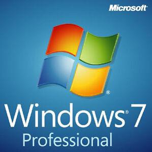 windows 7 professional pro 32 64 bit sp1 dvd with license. Black Bedroom Furniture Sets. Home Design Ideas
