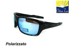 OAKLEY TURBINE 9263 14 PRIZM DEEP H2O POLARIZED PESCA FISHING Sunglass Sole