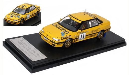 HPI 8273 Subaru Legacy RS Rtuttiy Svezia 1992per EKLUND scala 143
