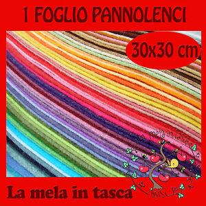 FOGLIO-PANNOLENCI-FELTRO-30X30cm-spessore-1mm-piu-di-20-colori-disponibili
