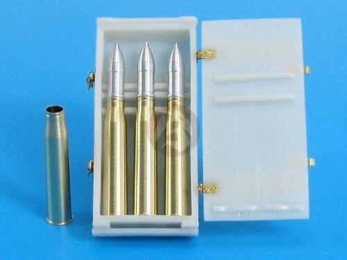 Eureka XXL 1//35 7.5cm Gr.Patr.38 HL//C HEAT Ammo /& Box+PE StuG III-IV PzIV A-3528