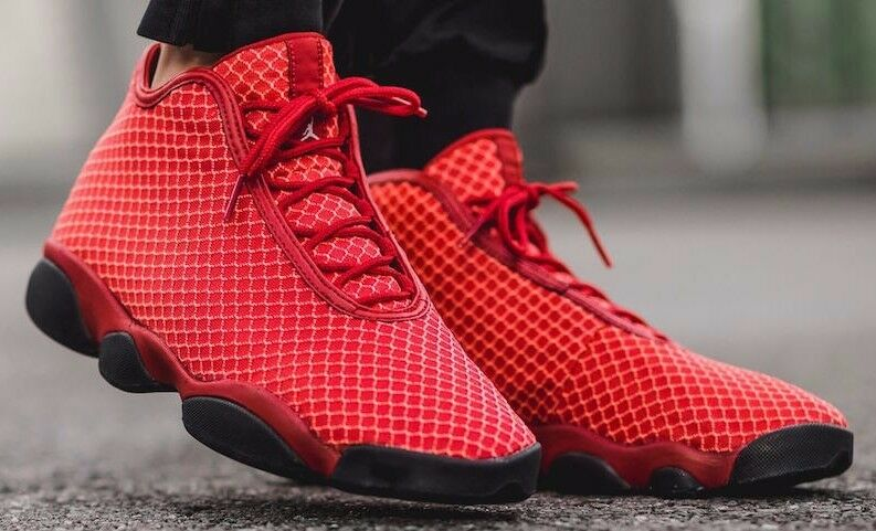 Nike Air Jordan Horizon Red Black BRED size 10 - 11.5 Price reduction The most popular shoes for men and women The most popular shoes for men and women
