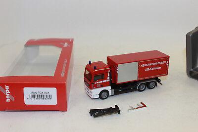 Herpa 083157 tractores chasis MAN TGX 680 1:87 h0 nuevo en OVP