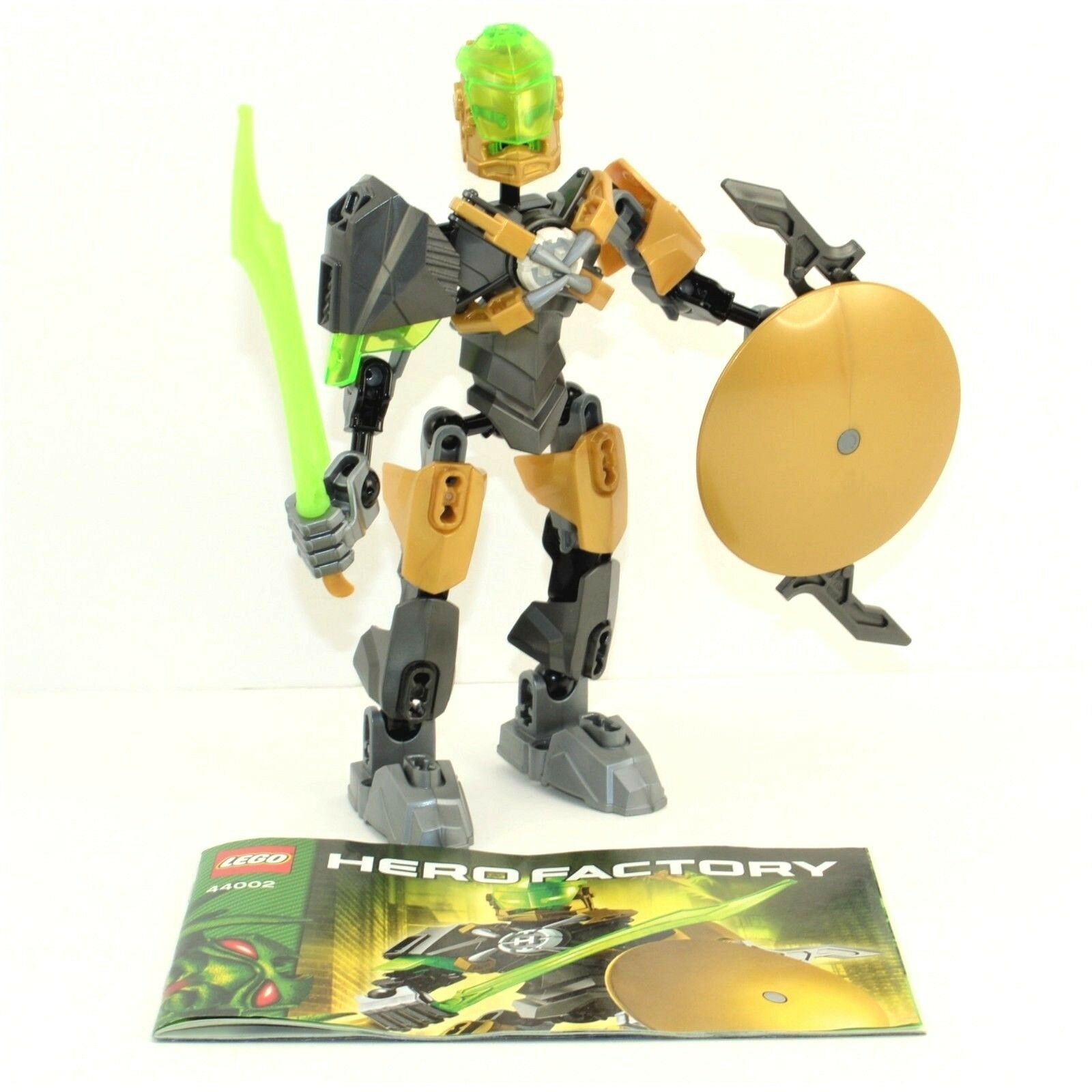 Lego Hero Factory 6025160 Rocka 44002 Ebay