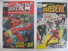 *DAREDEVIL #60-70 HIGH GRADE LOT 10 Books Guide $411