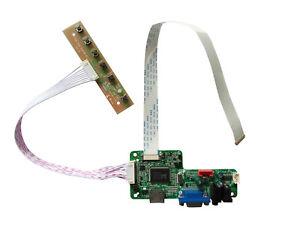 "HDMI VGA Audio eDP LCD Controller Board for 13.3/"" N133HSE-EA1 1920x1080 Screen"