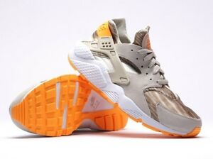 100% authentic 1ff5e 9f784 Image is loading Nike-Air-Huarache-Run-PA-Light-Beige-Chalk-