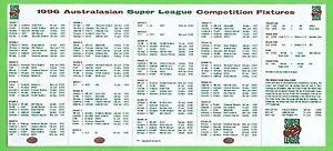 T27-1996-RUGBY-LEAGUE-AUSTRALIAN-SUPER-LEAGUE-COMPETITION-DRAW