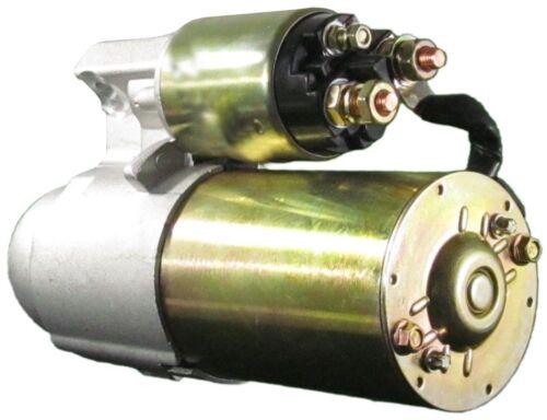 New Starter SBC BBC CHEVY 3HP High Torque Mini 327 350 400 6470MBK