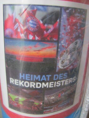 Decke Polarfleece FC Bayern München Fleece Wohndecke FCB 150 x 200 cm  NEU//OVP