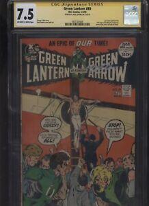 Green-Lantern-89-CGC-7-5-SS-Neal-Adams-1972