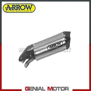 Terminale di Scarico Arrow Race Tech Alluminio Bmw S 1000 Xr 2015 > 2016