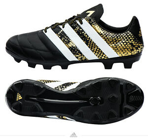 Adidas ACE 16.3 HG Leather S31905 StellaPack Soccer Cleats Football ... fbc93f87ea8b0
