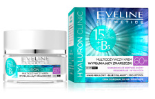 EVELINE HYALURON CLINIC MULTINOURISHING REDUCING WRINKLES FACE CREAM ANTIAGE 60+