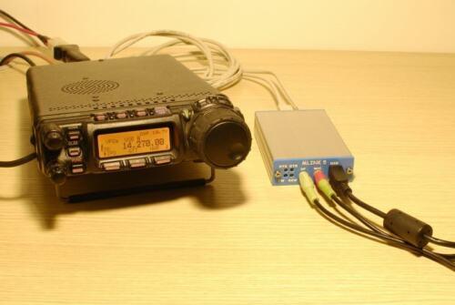 Radio Station USB PC linker Adapter U5-Link Connector for YAESU FT-817//857//897