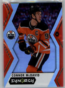 2017-18-Upper-Deck-Synergy-Red-Hockey-Cards-Pick-From-List-Includes-Rookies