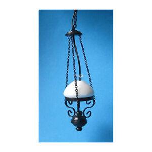 En Herbe Creal 2201 Lustre Lampe à Huile Del Avec Batterie 1:12 Pour Maison De Poupée Nouveau! #-afficher Le Titre D'origine Marchandises De Haute Qualité