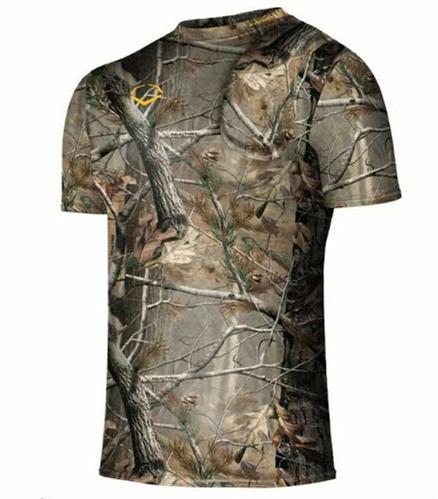 Evoshield A200 Hunting Recoil Shirt with Guard Right Small