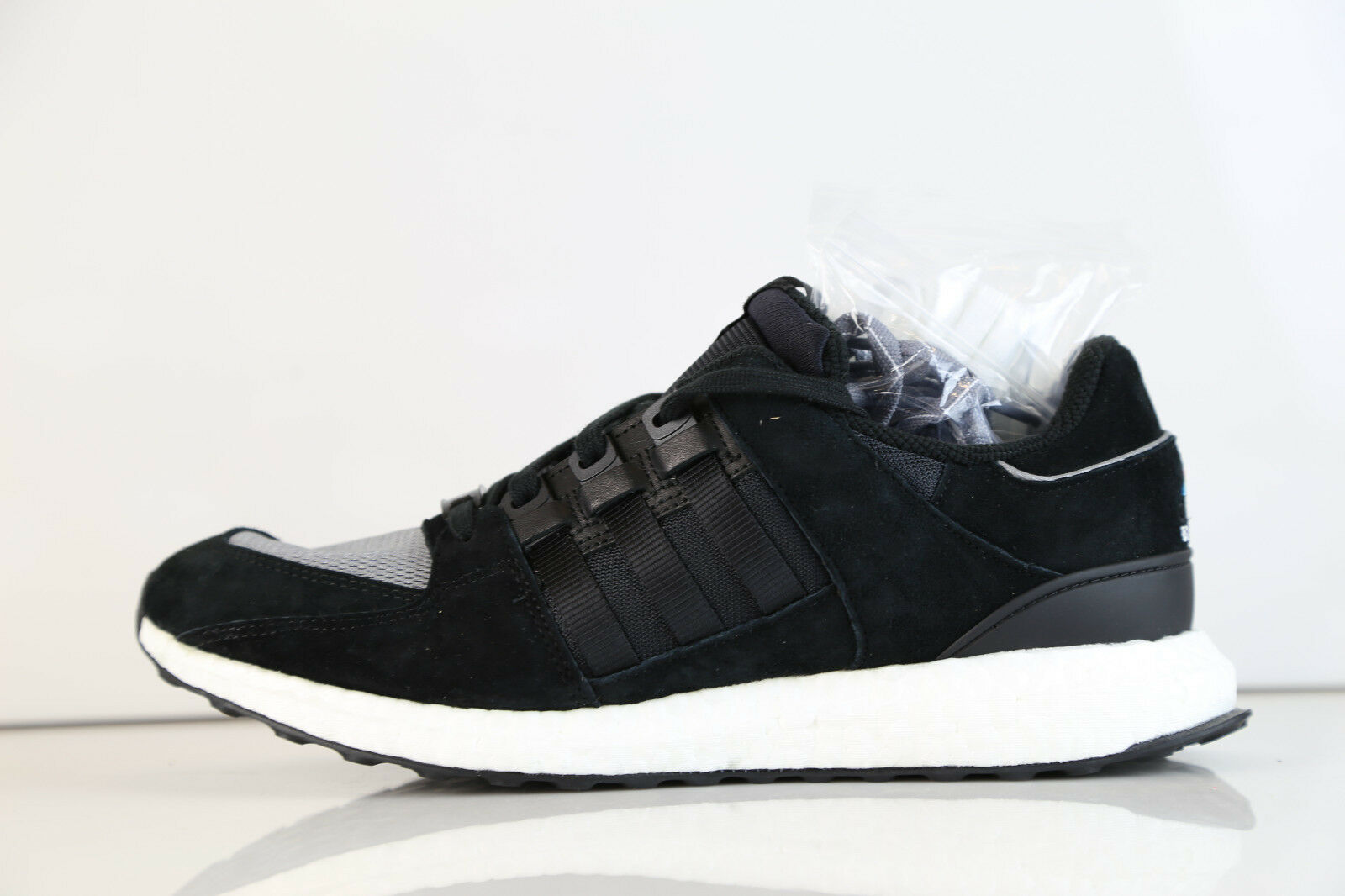 Adidas X Concepts Ultra Equipment Support EQT 93/16 Ultra Concepts Boost Black White 5-11.5 1 9297b2