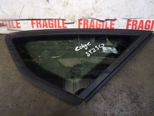 Ford focus st 250 driver rear quarter window glass back OS D//S 11-17 1786433