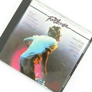 Footloose-Original-Soundtrack-CD-1984-Made-In-Japan-Kenny-Loggins-Sammy-Hagar
