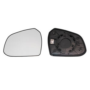 HYUNDAI I10 2014->2020 DOOR/WING MIRROR GLASS, HEATED WITH BASE PLATE, LEFT SIDE