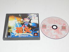 Hanabi Fantast Sony Playstation 1 PS1 Game Disc w/ Case NTSC-J JAPAN
