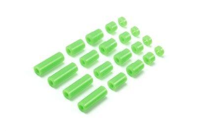 Models & Kits Intellective Tamiya Mini 4wd 95443 Lightweight Plastic Spacer Set 12/6.7/6/3/1.5mm